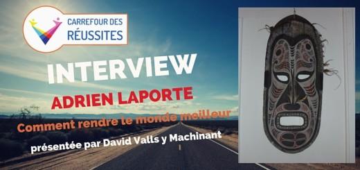 Adrien Laporte Cover Youtube